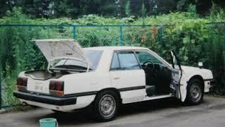 1982(昭和57年)  ニッサン スカイライン4ドア セダン2000RS  DR30型 NISSAN SKYLINE 4Door Sedan2000RS typeDR30.