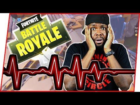 BOOTY CHEEKS PUCKERED! HEART POUNDING ENDING! - FortNite Battle Royale Ep.23