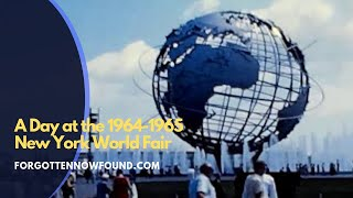 Found Footage: A Day at the 1964-1965 New York World Fair