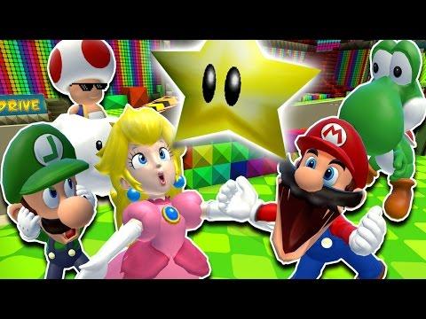 Retarded64: Stupid Mario Party