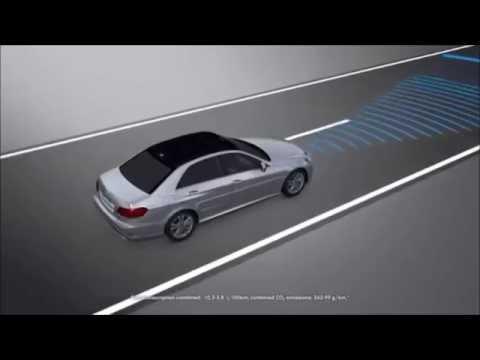 Mercedes Benz Collision Prevention Ist Plus E Cl