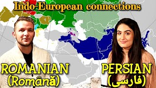 Similarities Between Romanian and Persian