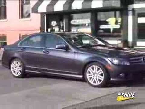 review 2008 mercedes benz c class youtube. Black Bedroom Furniture Sets. Home Design Ideas