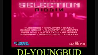 SELECTION RIDDIM MIX APRIL 2013 @DJ-YOUNGBUD,VIRGO,SIZZLA,MARTIN,VEGAS,EXCO LEVI,CAPLETON