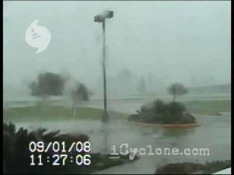 Hurricane GUSTAV in Berwick & Morgan City, LA (2008)