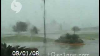 Hurricane GUSTAV in Berwick & Morgan City, LA (2008)