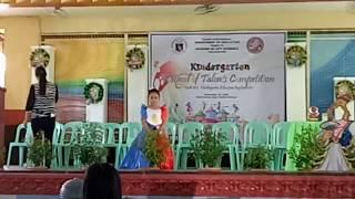 Tagumpay nating lahat Performed by Chibi Olga