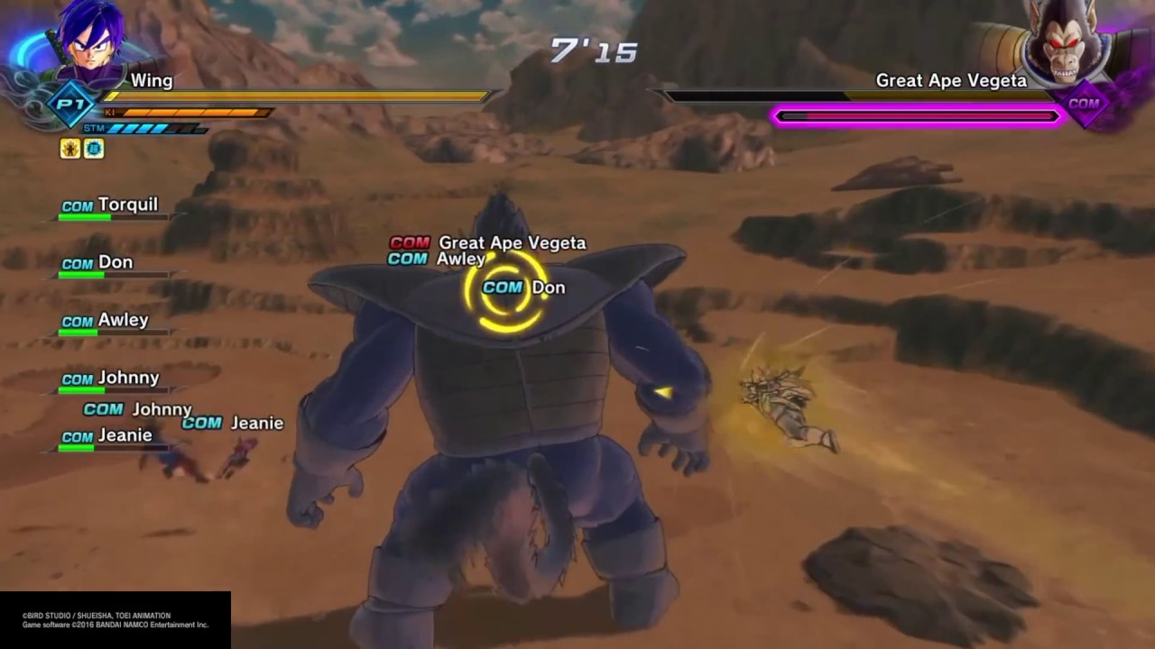 Download Dragon Ball Xenoverse 2 how to get supernova