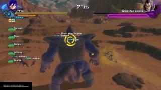 Dragon Ball Xenoverse 2 how to get supernova