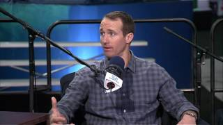 New Orleans Saints QB Drew Brees on Playing Til He