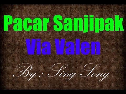 Via Valen - Pacar Sanjipak Karaoke No Vocal Mp3