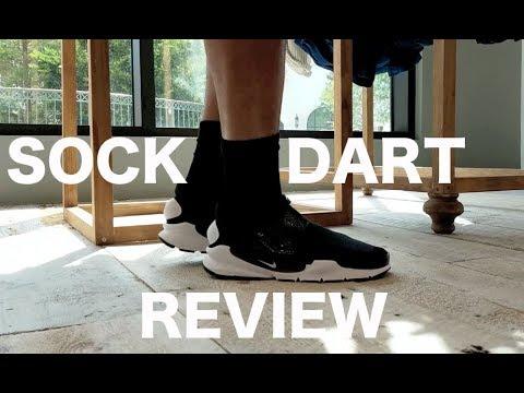 size 40 303d8 214c8 Nike Sock Dart Jacquard REVIEW + ON FEET