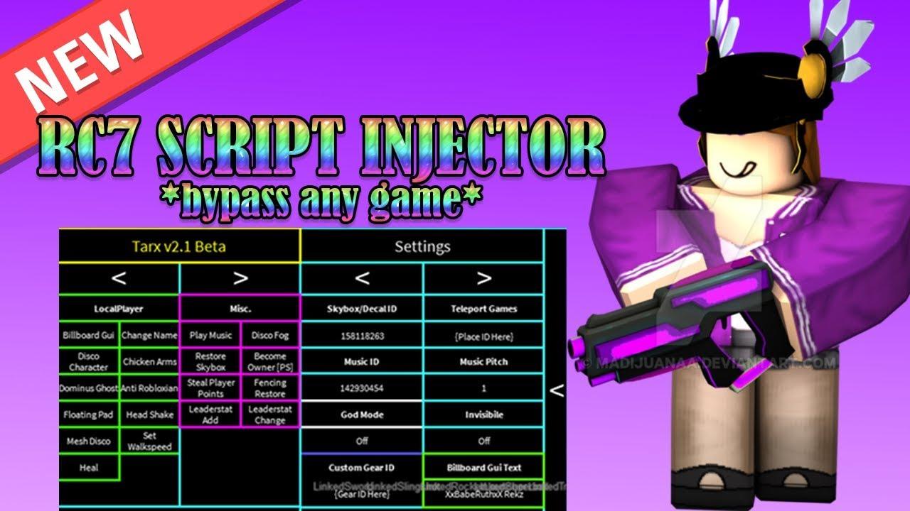 Roblox Script Injector | StrucidCodes.com