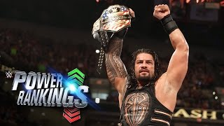 Does Roman reign over WWE's new-look Power Rankings?