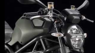 Ducati Monster Diesel 2012 Videos