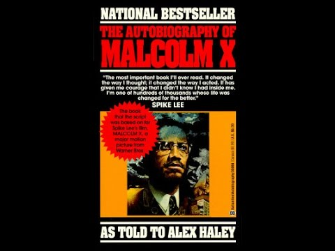 Must Listen The Autobiography of Malcolm X Part 1 Audiobook Unabridged