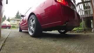 2005 Mustang GT Flowmaster exhaust install