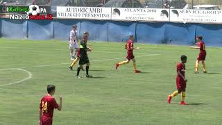 Torneo Tricolore 2019 (Cat. 2006): ROMA - CAGLIARI 3-3