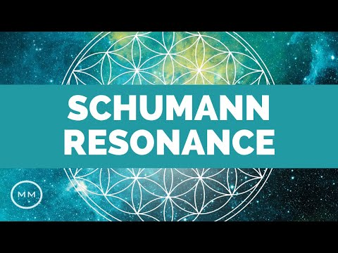 Schumann Resonance - Earths Vibrational Frequency - 7.83 Hz - Theta Binaural Beats