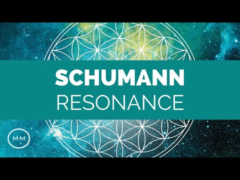 Schumann Resonance - Earths Vibrational Frequency - 7.83 Hz