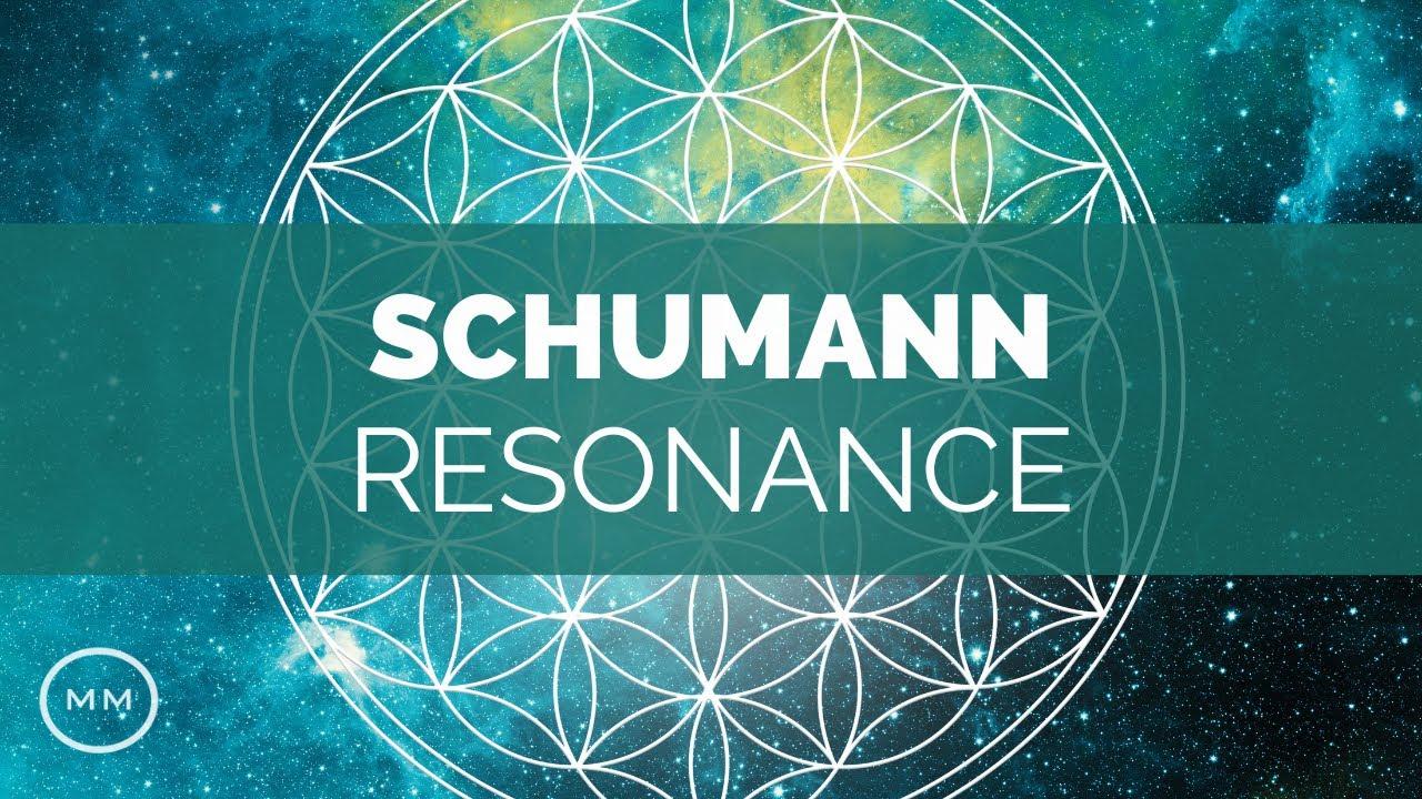 Schumann Resonance - 7 83 Hz - Earth's Vibrational Frequency - Binaural  Beats Meditation