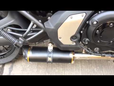 black series full system exhaust vulcan s 650 youtube. Black Bedroom Furniture Sets. Home Design Ideas