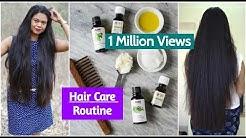 My Hair Care Routine for Long & Healthy Hair  Sushmita's Diaries