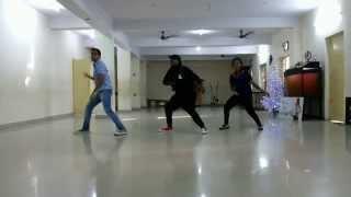 Sooraj Dooba Hain - Arun Vibrato Choreography