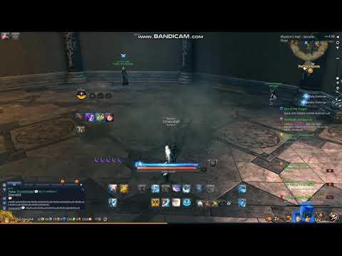 Blade and Soul Seting Exmouse macro Warden Ice - PakVim net