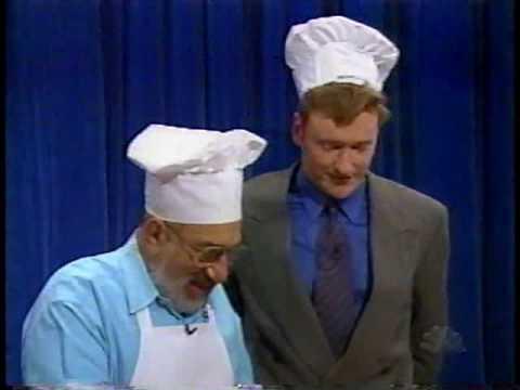 Mr. Food on Conan 1997