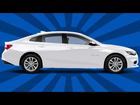 2016 Chevrolet Malibu Review - Is This The Best Mid-Size Hybrid Sedan On Sale Today?