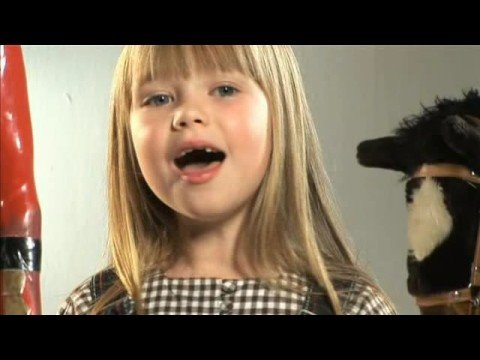 Connie Talbot- I Have a Dream MV