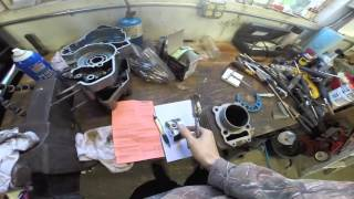 How To Properly Set Your Piston Ring End Gap On a 4 Stroke
