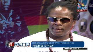 #theTrend: Reggae at its best with Richie Spice