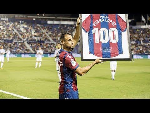 El Club de los 100 en Primera: Pedro López #1909MAG