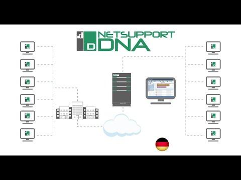 NetSupport DNA - IT Asset Management für Unternehmen