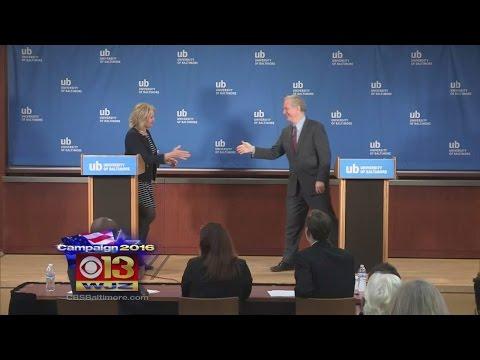 Maryland U.S. Senate Debate