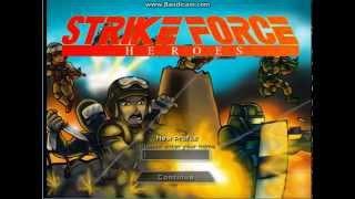 Игра Ударная сила героев
