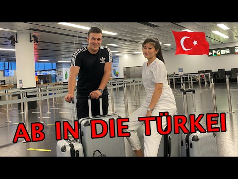 AB IN DIE TÜRKEI 🇹🇷 | ISTANBUL | TAKSIM | VLOG