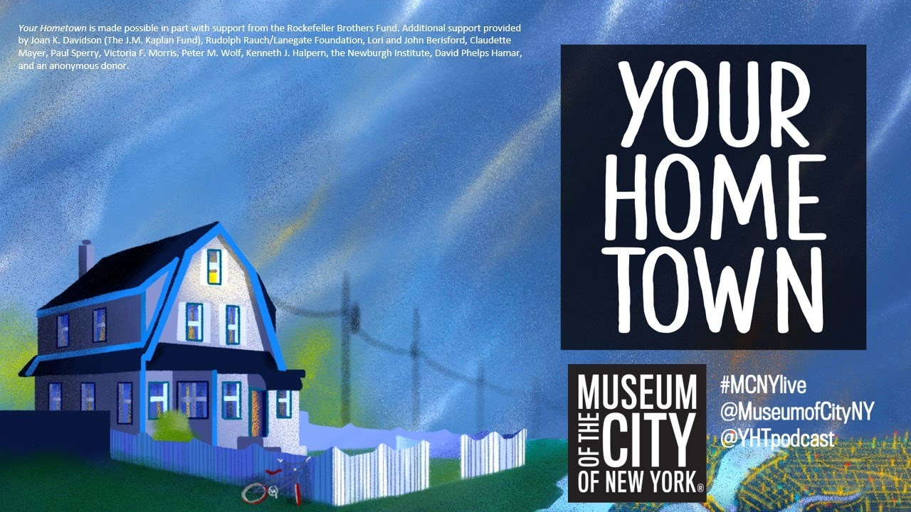 "Lynn Nottage Talks About Growing Up in Brooklyn on ""Your Hometown"""