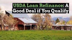 USDA Loan Refinance: A Good Deal if You Qualify | Ask a Lender