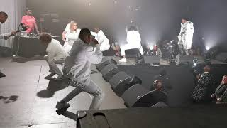 Robinio Mundibu live 1ère partie AccorHotel Arena (28/02/2020)
