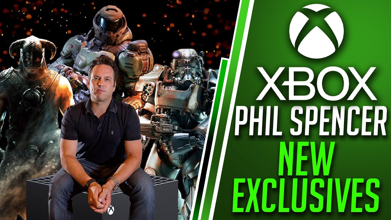 Phil Spencer SPEAKS On New Xbox Series X Studios, Exclusives & HUGE Microsoft Bethesda Deal