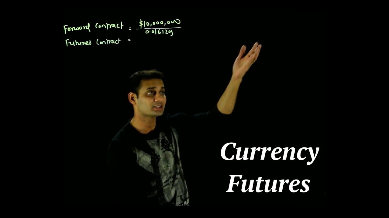 Forex currency futures