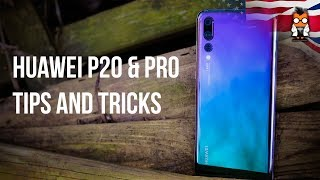 Huawei P20 / P20 Pro - 11 Tips and Tricks (EMUI 8.1) - Part 1