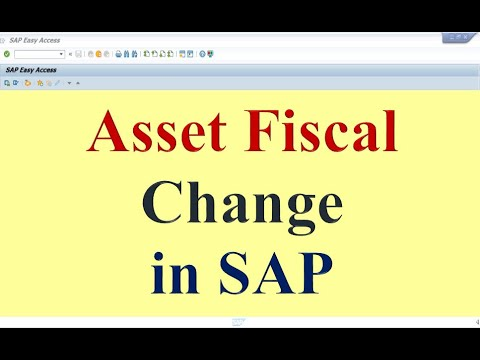 SAP FI Settings : How to Add Fields to Any Fixed Asset Report