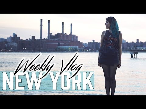 Weekly Vlog #1 | New York and a BIG surprise announcement