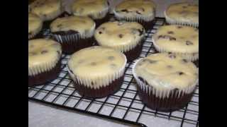 Gluten Free Black Bottom Cupcakes