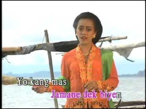 JENANG GULA - INDAH ANDARINI - JENANG GULO KARAOKE