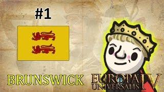 Europa Universalis IV - Just Playing - Brunswick - Part 1